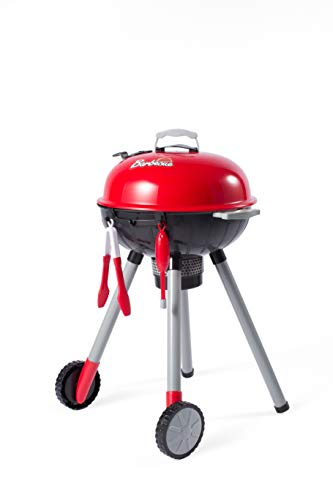 NBD Corp This 8 Piece Backyard Barbeque Get Out 'N Grill Toy Barbeque Grill Set is Great to Have A Realistic Playtime Fun Adventure for Kids and The Whole Family by NBD Corp (Image #4)