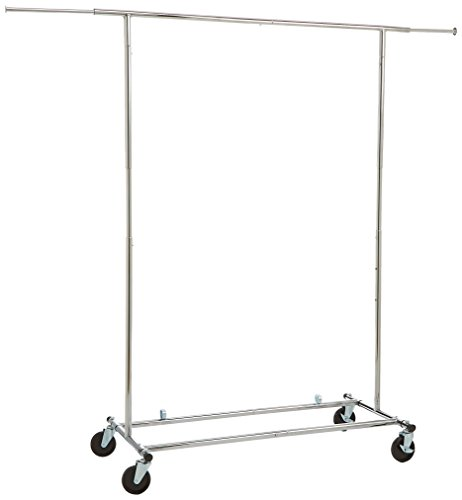 Single Collapsible Clothing Rack
