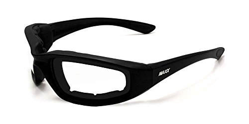 2017 Maxx Sunglasses TR90 Foam Black Clear - Cheap Authentic Sunglasses