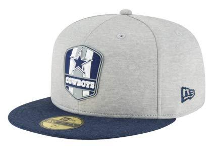 Dallas Cowboys New Era Sideline Road 59Fifty Cap