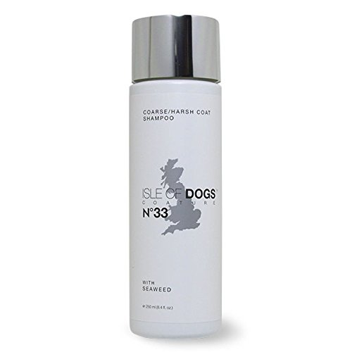 Isle of Dogs Coature No. 33 Coarse Coat Dog Shampoo for wire or crisp coats 8.4 oz