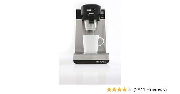 Amazoncom Bunn Mcu Single Cup Multi Use Home Coffee Brewer