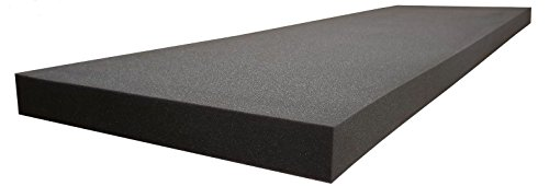 (Acoustic Foam provides better soundproofing Prime Condition. use in recording studios, control rooms, Offices home studios, Acoustic Foam Flat Panel Studio Soundproofing Foam Wall Panel 48