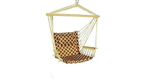Backyard Expressions Hammock Chair Review