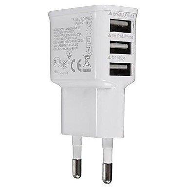 zzll151 universal de la UE de conector de 3 puertos USB ...