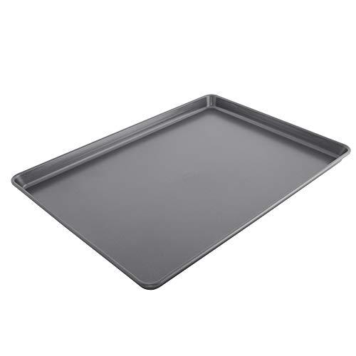 Chicago Metallic Dishwasher Safe Cookie Sheet - Chicago Metallic 5233075 Non-Stick Extra Large Cookie Baking Sheet, 15
