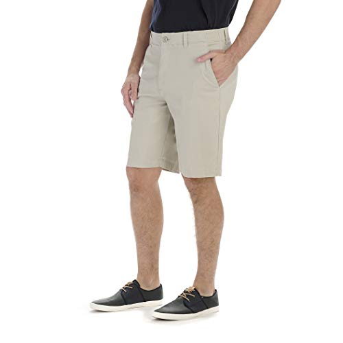 Lee Men's Big-Tall Performance Series Extreme Comfort Short, Stone, 50