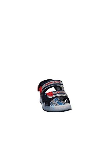 SUPERJUMP COLLEZIONE AMERICA Chaussures bébé sandales BLEU SJ2972 MARTIN taille 35 Bleu