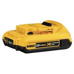 Dewalt DCB203 20V MAX Compact XR 2.0 Amp Hour Lithium Ion Battery
