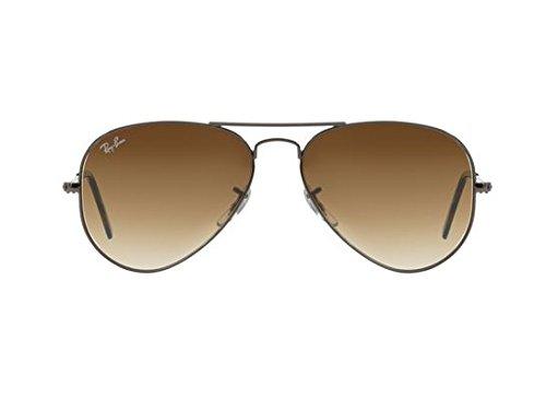 Ray Ban Rb3025 Aviator Sunglasses Gunmetal Frame Crystal « Heritage ... 9a116b48906c