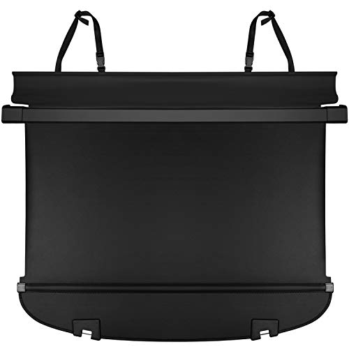CUMART Cargo Cover Fit for Mazda CX-5 2017 2018 2019 Retractable Rear Trunk Organizer Cargo Luggage Security Shade Cover
