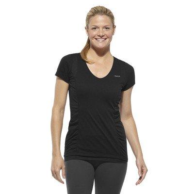 Reebok Lady ShapeWear Azeda Double Layer Short Sleeve T-Shirt