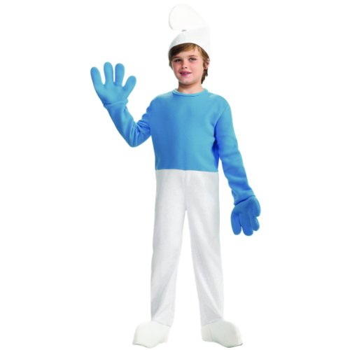 The S (Smurf Costumes For Toddlers)