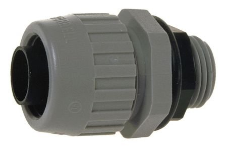 Round Cable Connector, Nylon.428-.546