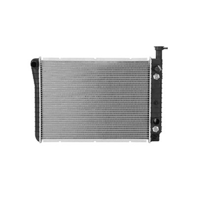 MAPM Premium Quality RADIATOR; V6; WITHOUT ENGINE OIL COOLER; EXCEPT HD COOLING