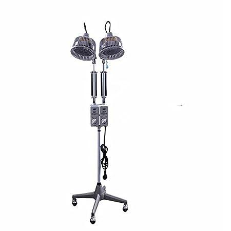 Amazon.com: sololife TDP lámpara portátil pie calor ...