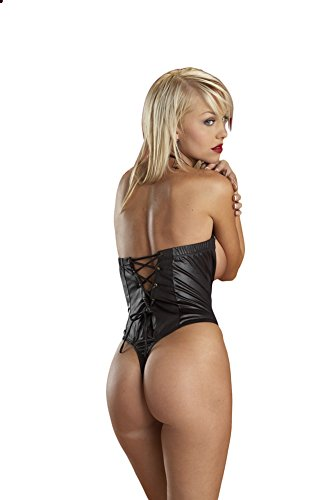 Teddy Cire Cupless Sm - Sexy Lingerie & Sexy Negligee