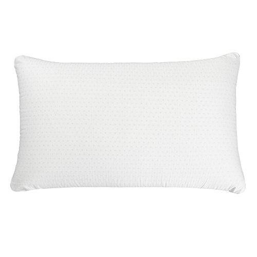 Simmons Beautyrest Beautyrest Latex Foam Pillow with Cover (King 2 Pack) 2 Pack Latex