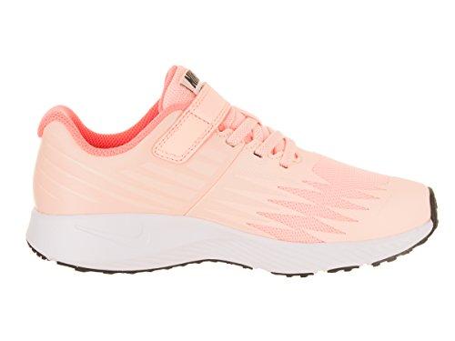 Nike Girl's Star Runner (PSV) Pre-School Shoe Crimson Tint/White/Crimson Pulse/Black Size 1.5 M US by Nike (Image #5)