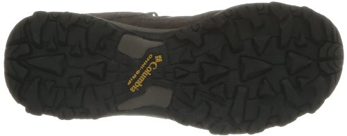 Columbia North Plains - Zapatillas de Senderismo de material sintético hombre marrón - Marron (229 Stout Squash)