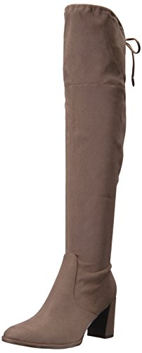 Women's Knee Lencon Boot The Over Marc Taupe Fisher TwP5nqnp