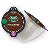 Keurig 2.0 Green Mountain French Roast Coffee , K-Carafe Packs (8)