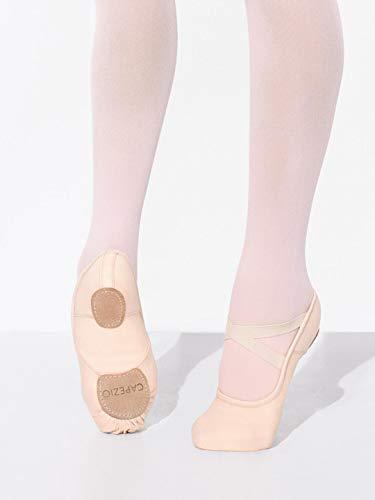Capezio Women's Hanami Ballet Shoe | Adult Dance Wear - Size 5.5W, Light Pink