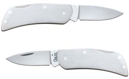 Case X-Small Chrome Executive Lockback Pocket Knife