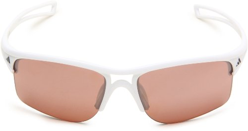 Adidas White S Rectangle Sunglasses Shiny Raylor xfBTfqrYw