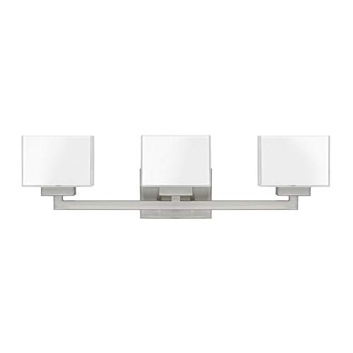 Capital Lighting 8343BN-155 Three Light Vanity (Tahoe Wall Lighting)