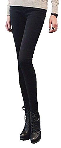 long black maternity dress pants - 2
