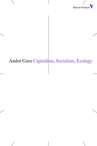 Capitalism, Socialism, Ecology (Radical Thinkers)