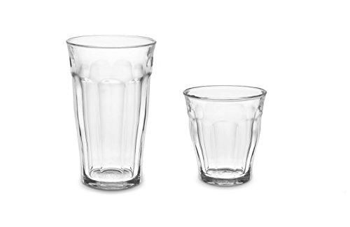 Duralex - Picaride Glass Clear Tumblers 12 Piece Set