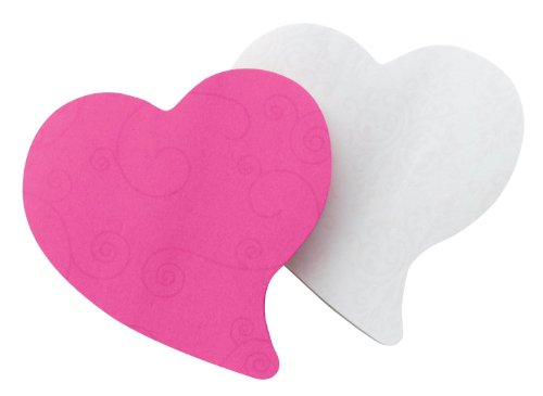 Sticky 3 inches Assorted Colors 2 pads