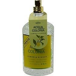 (4711 Acqua Colonia By 4711 For Women Lemon & Ginger Eau De Cologne Spray 5.7 Oz *Tester)