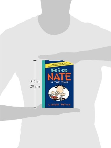 Big Nate: In the Zone by Harper Collins (Image #2)