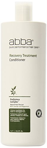 Abba Conditioners (Pure Recovery Conditioner By Abba for Unisex Conditioner, 33.8 Ounce)