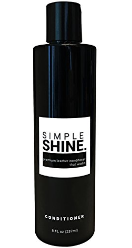 Premium Leather Conditioner | No Stain Restore, Protect & Condition Shoes, Boots, Bags & Furniture by Simple Shine (Image #4)