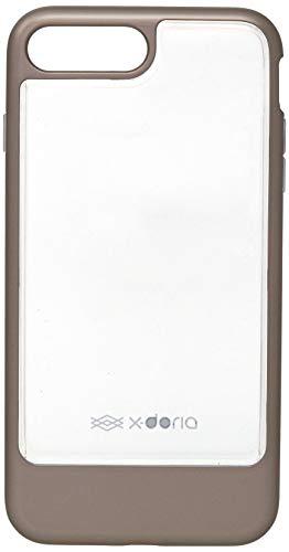 Capa Para Iphone 7 Plus Iphone 8 Plus Anti Impacto, X-Doria, XD63-04, Dourado