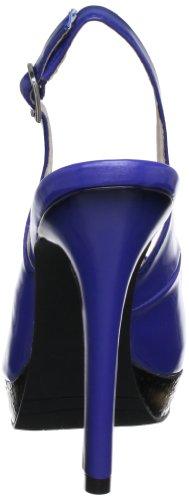 CAFèNOIR ED003 Damen Pumps Blau (1773 BLUETTE 1773 BLUETTE)