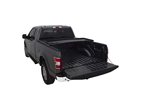 Lund 95073 Genesis Tri-Fold Truck Bed Tonneau Cover for 2004-2014 Ford F-150; 2006-2008 Lincoln Mark LT | Fits 6.5' Bed
