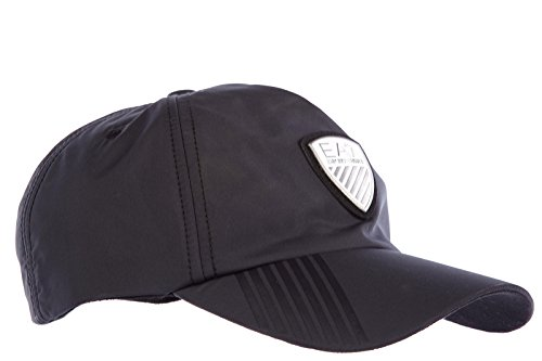 ff75222e Emporio Armani EA7 adjustable men's hat baseball cap soccer black - Buy  Online in KSA. Apparel products in Saudi Arabia. See Prices, Reviews and  Free ...