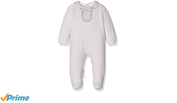 BABIDU Tundosado, Pelele para Dormir Bebe-Unisex, Gris, 3 meses: Amazon.es: Ropa y accesorios