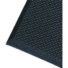 Cactus Mat 2200-35 Rubber Vip Cloud, Solid-3' x 5', Black
