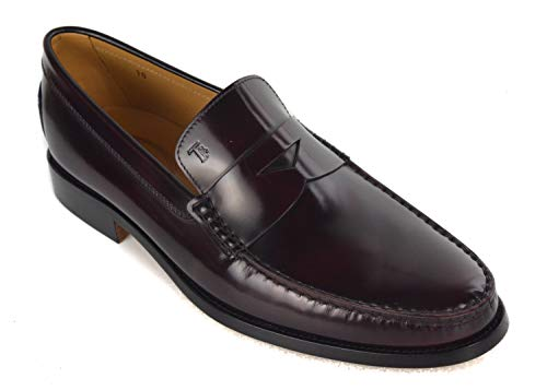 d46a2b23762 Tods Penny Loafers. Tod s Men s Classic Burgundy Leather ...