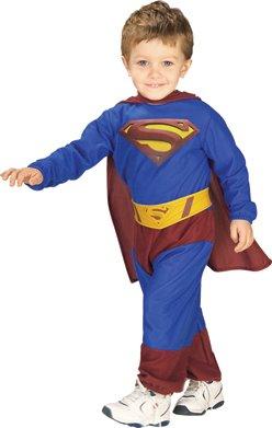 Superman Toddler Costume (Superman Infant And Toddler Costume)