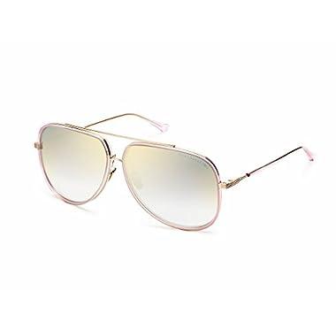 5496a151b5e Dita Condor Two 21010-D-PNK-GLD-62 Sunglasses Pink