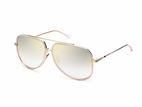 Dita Condor Two 21010-D-PNK-GLD-62 - Sunglasses Womens Dita