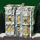 Dept 56 Christmas in the City **Lowry Hill Apartments** (59236)