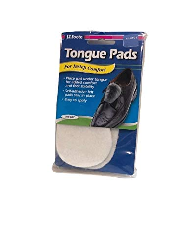 J.T. Foote Tongue Pads, Extra Large (1)